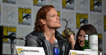 Comic-Con 2015: Outlander Panel